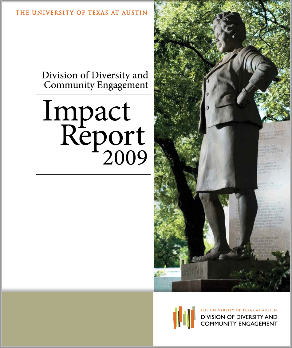 cover of impact report